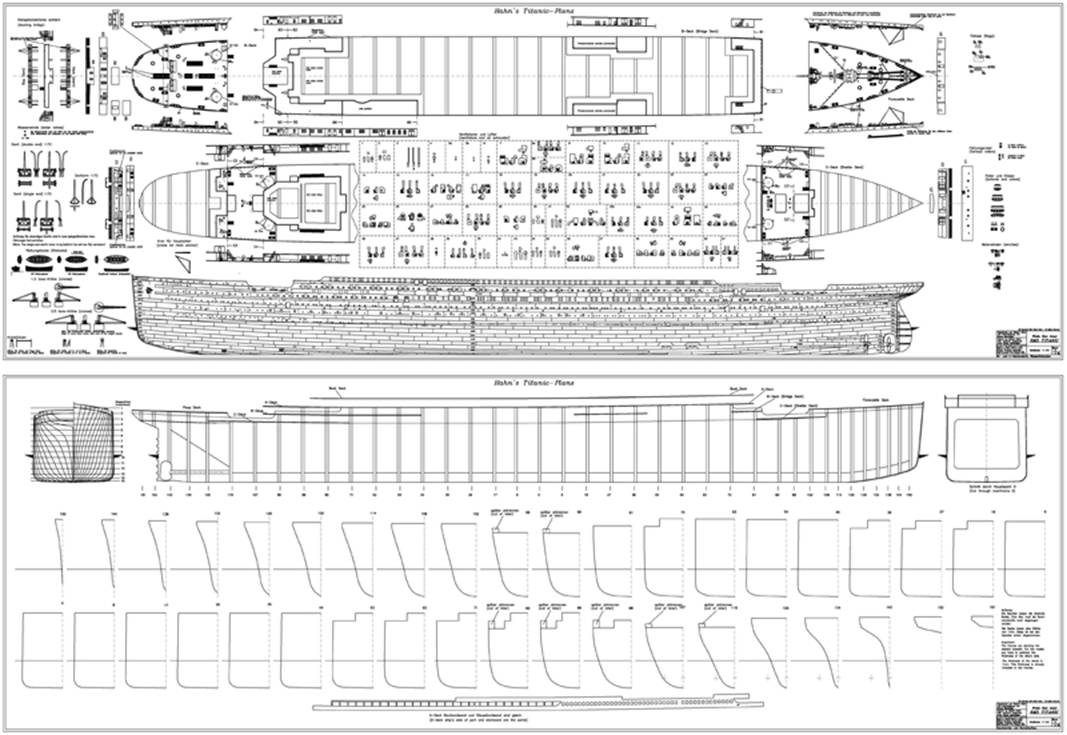 Titanic Model Plans Pdf Woodworking